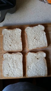 02 Toasties - Bread Buttered