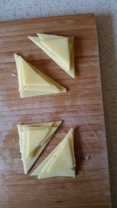 07 Toasties - Cheese Stacked