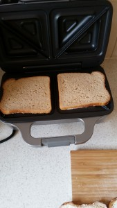 08 Toasties - Bottom Bread Laid Out