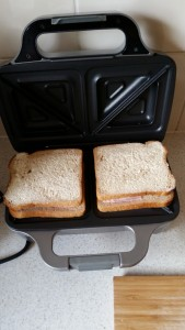 12 Toasties - Top Bread Laid Out