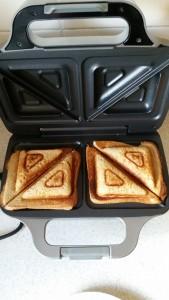 13 Toasties - Cooked Toasty