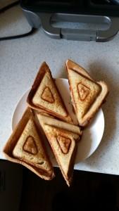 14 Toasties - Sliced Toasties